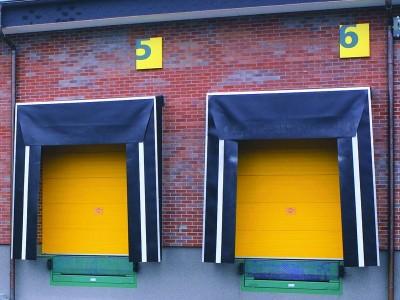 Průmyslová vrata BASE+ s vratovým těsněním