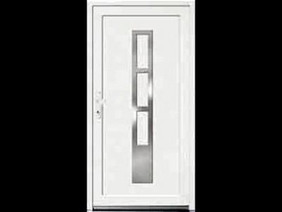 Vchodové dveře P12