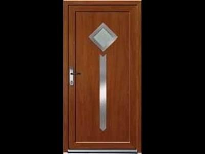 Vchodové dveře P27