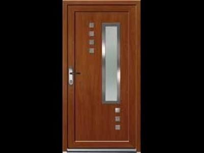 Vchodové dveře P2A