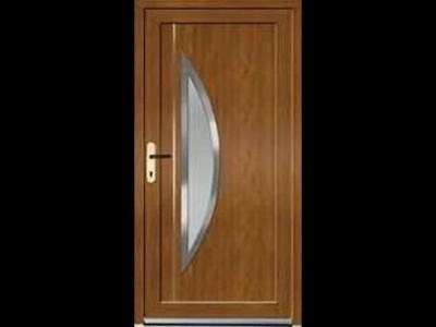 Vchodové dveře P34B